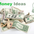 Stock Photo: Creative growing money idea