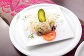 Rice dish — Fotografia Stock