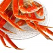 Crablegs — Stock Photo