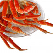 Stock Photo: Crablegs