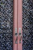 Ornate Doors — Stock Photo