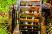 Roue hydraulique — Photo