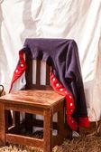 Civil War Coat — Foto de Stock