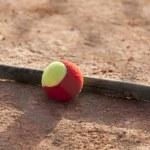 Tennis Ball — Stock Photo #26912253