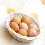 Chicken Eggs — Stock Photo #28084891