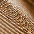 Bamboo Sofa Closeup — Stock Photo