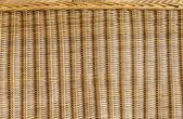 Bamboo Sofa Closeup — Stock Photo