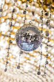 Bola de discoteca — Fotografia Stock