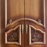 Cupboard door — Stock Photo #43601333