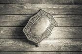 коробка ювелирных изделий — Стоковое фото