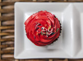 Homemade Cupcake — Stock Photo