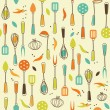 Kitchen Utensil — Stock Vector