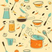 Ustensile de cuisine — Vecteur