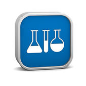 Laboratory Sign — Stock Photo