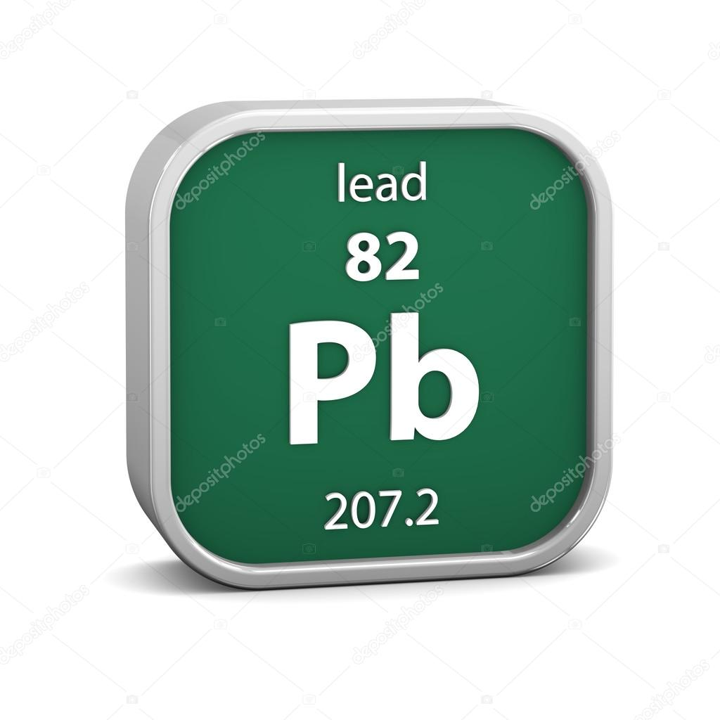 Lead material sign — Stock Photo © nmcandre #25586813