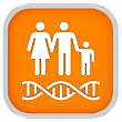 Stock Photo: Genetics Sign