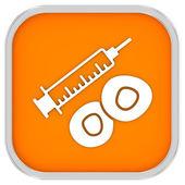 Hematologi tecken — Stockfoto