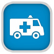 Stock Photo: Ambulance Sign