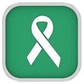 Signo de sida — Foto de Stock