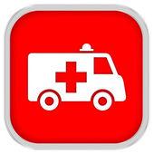 Ambulance Sign — Stock Photo
