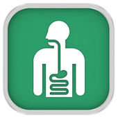 Gastroenterology Sign — Stock Photo