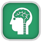 Neurology Sign — Stock Photo