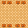 Orange background for Halloween — Stock Photo #14916105