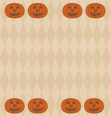Abstract orange background for Halloween — Stock Photo