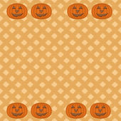 Orange background for Halloween — Stock Photo