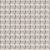 Textured paper with seamless geometric pattern — Stock Photo