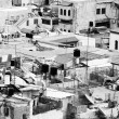 Roofs of the old city of Jerusalem — Stock Photo