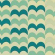 Vintage textured pattern with hearts — Stock Photo #16353241