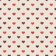 Stock Photo: Vintage heart background