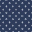 Vintage wrapping paper with snowflake pattern — Stock Photo #31245245