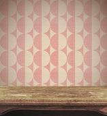 Wzór tabeli na tle paski wzór ściana — Zdjęcie stockowe
