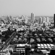 Vertical panorama of Tel Aviv — Stock Photo