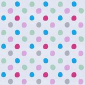Vzor polka dots — Stock fotografie