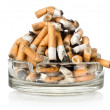 Ashtray and cigarettes — Stock Photo #15775491