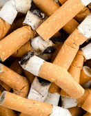 Background from cigarettes — Stock Photo