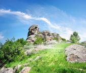 Mountains of Crimea — Stock Photo