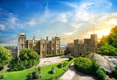 Vorontsov Palace — Stock Photo