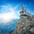 Swallow's Nest Castle in Crimea — Stock Photo #28946867