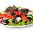 Stock Photo: Diet salad