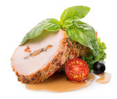 Meatloaf — Stock Photo
