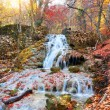 Mountain river in autumn — Stock Photo #45079635