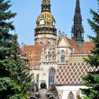 Magnificent christian cathedral — Stock Photo #12504697