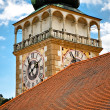 clock tower — Stock Photo