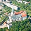 Castle in Nitra — Stock Photo