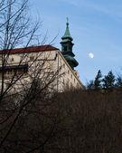 соборная башня — Стоковое фото