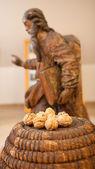 Královský ořech — Stock fotografie